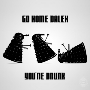 Drunk Dalek