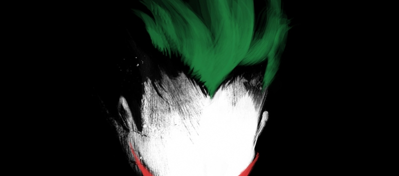 Dark Joker featured in Comic Alliance's Best Art Ever (this week)