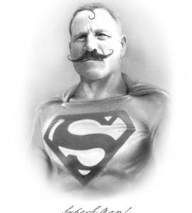 SuperbMan!