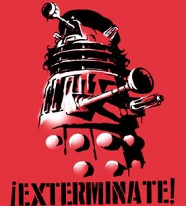 EXTERMINATE! (Viva Dalek!)