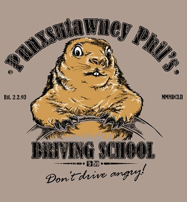 Groundhog Day Driving School