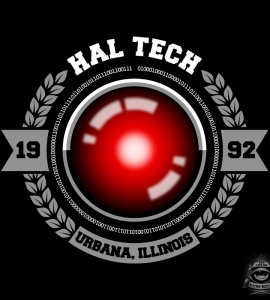 HAL TECH 2001 T shirt