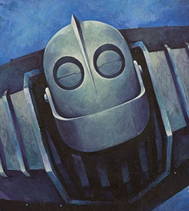 The Iron Giant – You Are Who You Choose To Be