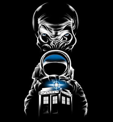 The Impossible Astronaut – Doctor Who