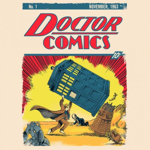Doctor Comics #1