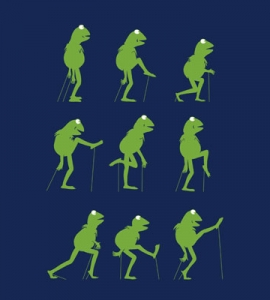 Ministry of Muppet Silly Walks