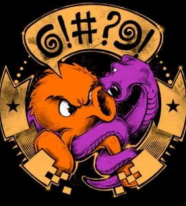 GAME ON! – Q*bert