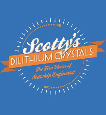 Scotty's Dilithium Crystals