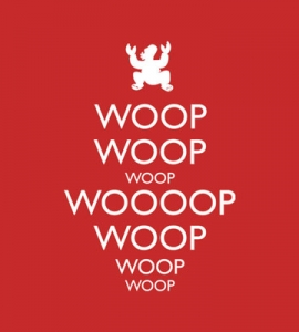 Keep Calm and WOOPWOOPWOOP